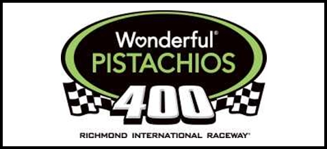 Richmond Wonderful Pistachios 400 Fantasy NASCAR Preview and Picks