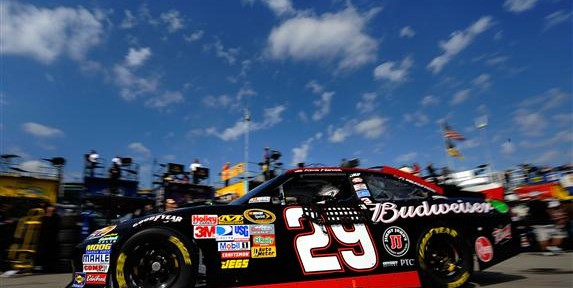 Fantasy NASCAR Predictions: Kansas 2 – Hollywood Casino 400 (Chase Race #4) (Post Happy Hour)