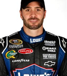 Jimmie Johnson believes there will be more passing at Talladega Superspeedway