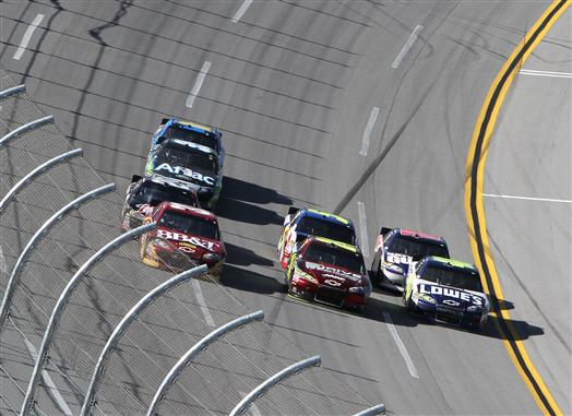 Talladega Good Sam Club 500 Fantasy NASCAR News