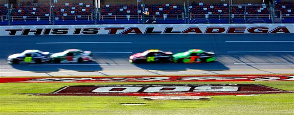 Talladega After Happy Hour Fantasy NASCAR News