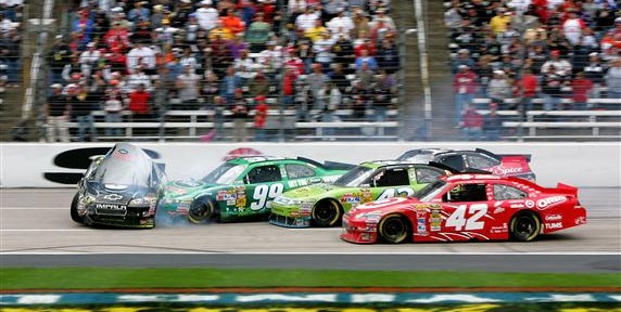 "Texas AAA 500: Fantasy NASCAR ""Mid Pack"" Picks"
