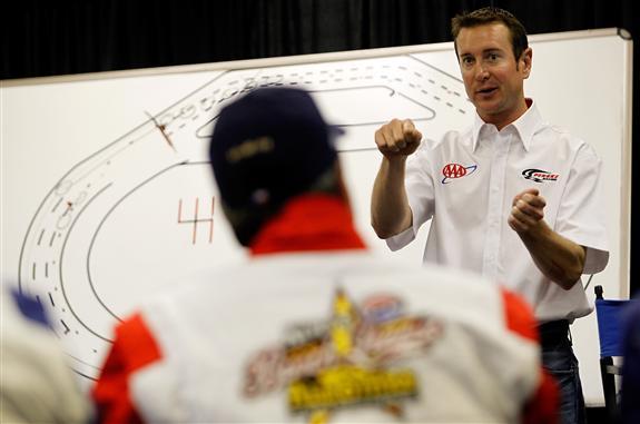 Rumor: Kurt Busch to the RPM #43 in 2012