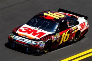 Greg Biffle 2012 Fantasy NASCAR Preview Car
