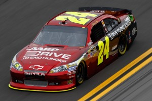 Jeff Gordon 2012 Fantasy NASCAR