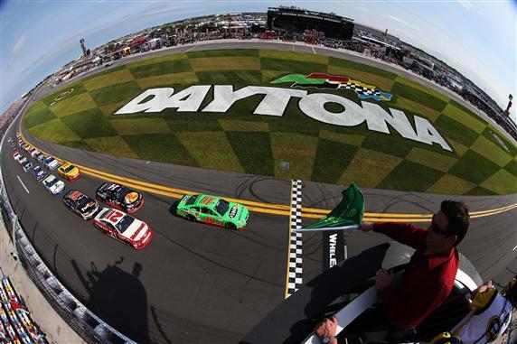 Daytona 500 starting order