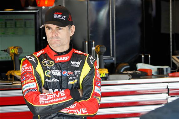 Jeff Gordon Fantasy NASCAR