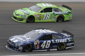 Credit: Geoff Burke/NASCAR via Getty Images
