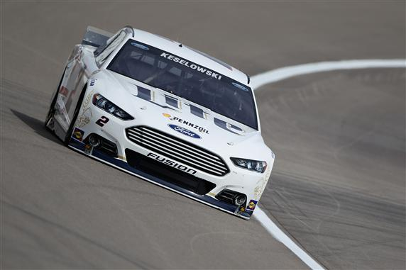 Brad Keselowski Fantasy NASCAR 2014