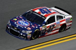 AJ Allmendinger 2015 Fantasy NASCAR Racing