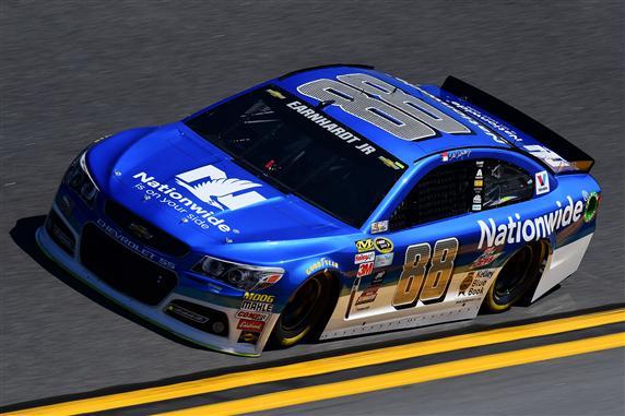 Dale Earnhardt Jr. 2015 Fantasy NASCAR Racing