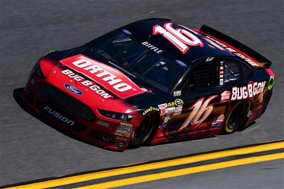 Greg Biffle 2015 Fantasy NASCAR Racing