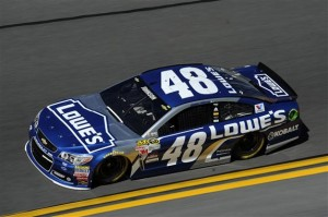 Jimmie Johnson 2015 Fantasy NASCAR Racing