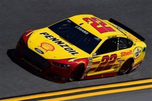 Joey Logano Fantasy NASCAR Racing