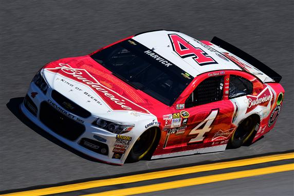 Kevin Harvick 2016 Fantasy NASCAR Preview