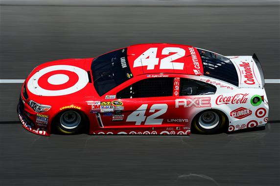 Charlotte Fantasy NASCAR Front Runner Rankings