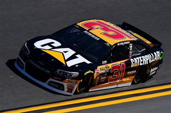 Ryan Newman 2015 Fantasy NASCAR Racing