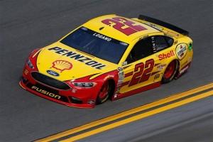 Joey Logano 2016 Fantasy NASCAR Racing
