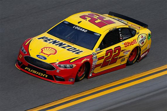 Joey Logano 2016 Fantasy NASCAR Racing