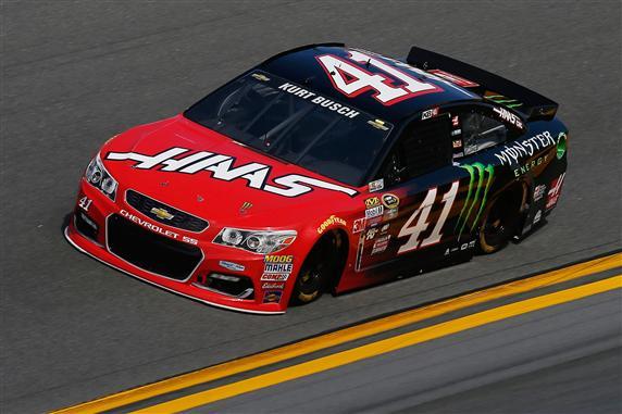 Kurt Busch 2016 Fantasy NASCAR / Fantasy Racing