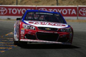 AJ Allmendinger Fantasy NASCAR