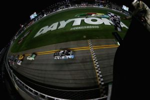 DraftKings Daytona Fantasy Points