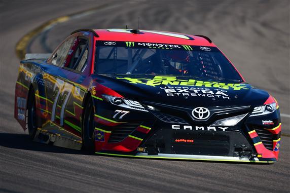 Erik Jones 2017 Fantasy NASCAR