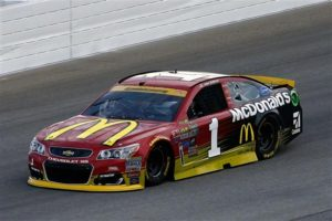 Jamie McMurray Fantasy Racing