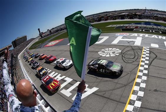 Atlanta Fantasy NASCAR