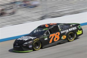 Martin Truex Jr 2018 Fantasy NASCAR Racing