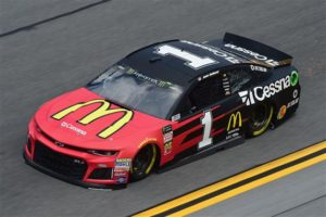 Jamie McMurray 2018 Fantasy NASCAR