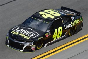 Jimmie Johnson Fantasy NASCAR Racing