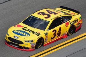 Michael McDowell Fantasy NASCAR