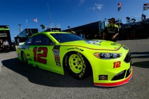 Ryan Blaney Fantasy NASCAR Racing