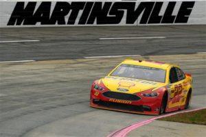 Joey Logano Fantasy NASCAR