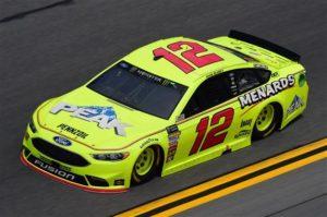 Ryan Blaney Fanatsy NASCAR