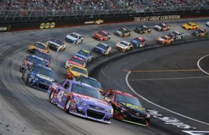 Bristol Fantasy NASCAR Racing