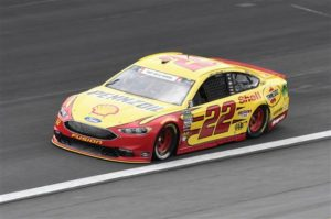 Joey Logano Fantasy NASCAR Racing