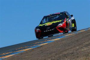 Martin Truex Jr. Fantasy NASCAR Racing Sonoma