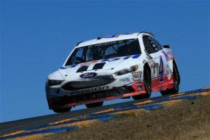 Sonoma Kevin Harvick Fantasy NASCAR
