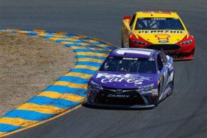 Sonoma Fantasy NASCAR