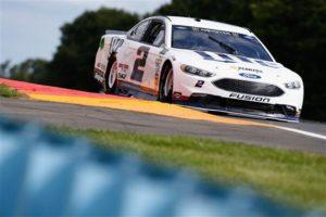 Brad Keselowski Watkins Glen Fantasy NASCAR