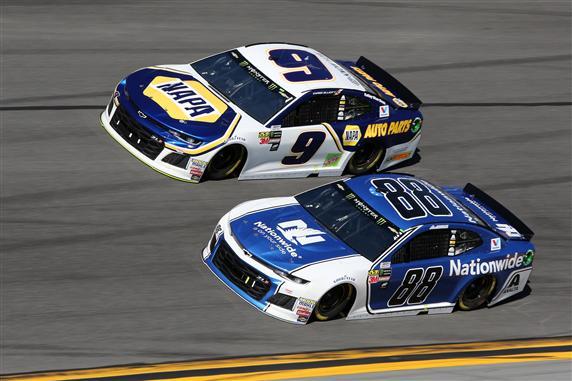NASCAR 2018 Season Loop Data Box Score