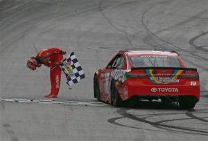 Kyle Busch Fantasy Racing NASCAR