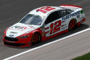 Ryan Blaney Fantasy NASCAR