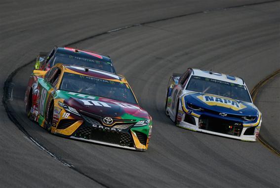 2019 NASCAR Fantasy NASCAR Mock Draft/ Driver Rankings 1.0