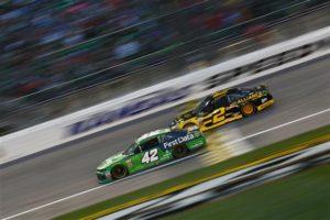 Kyle Larson Brad Keselowski Fantasy NASCAR