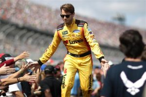 Landon Cassill Fantasy NASCAR Racing