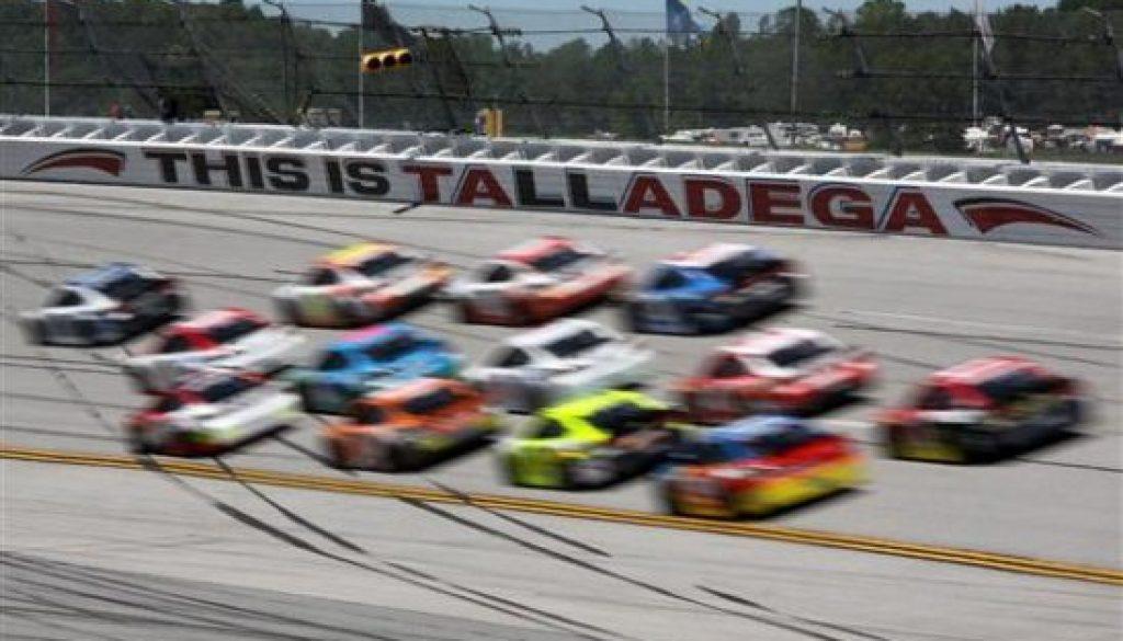 Talladega Fantasy NASCAR Racing
