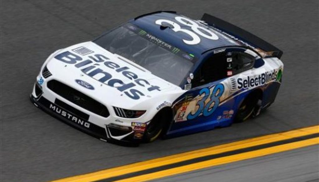 David Ragan Fantasy NASCAR